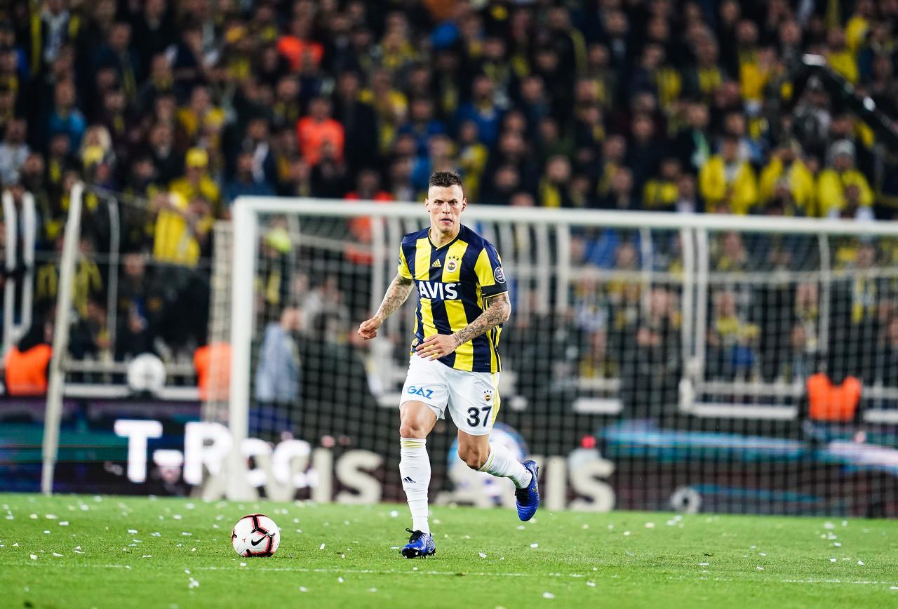 斯科特尔已为伊斯坦布尔在土超联赛中出场10次