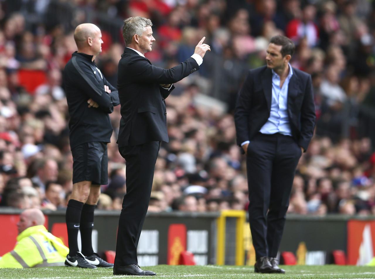 曼晚记者:兰帕德进了英超最佳教练候选索帅却没进,搞不懂