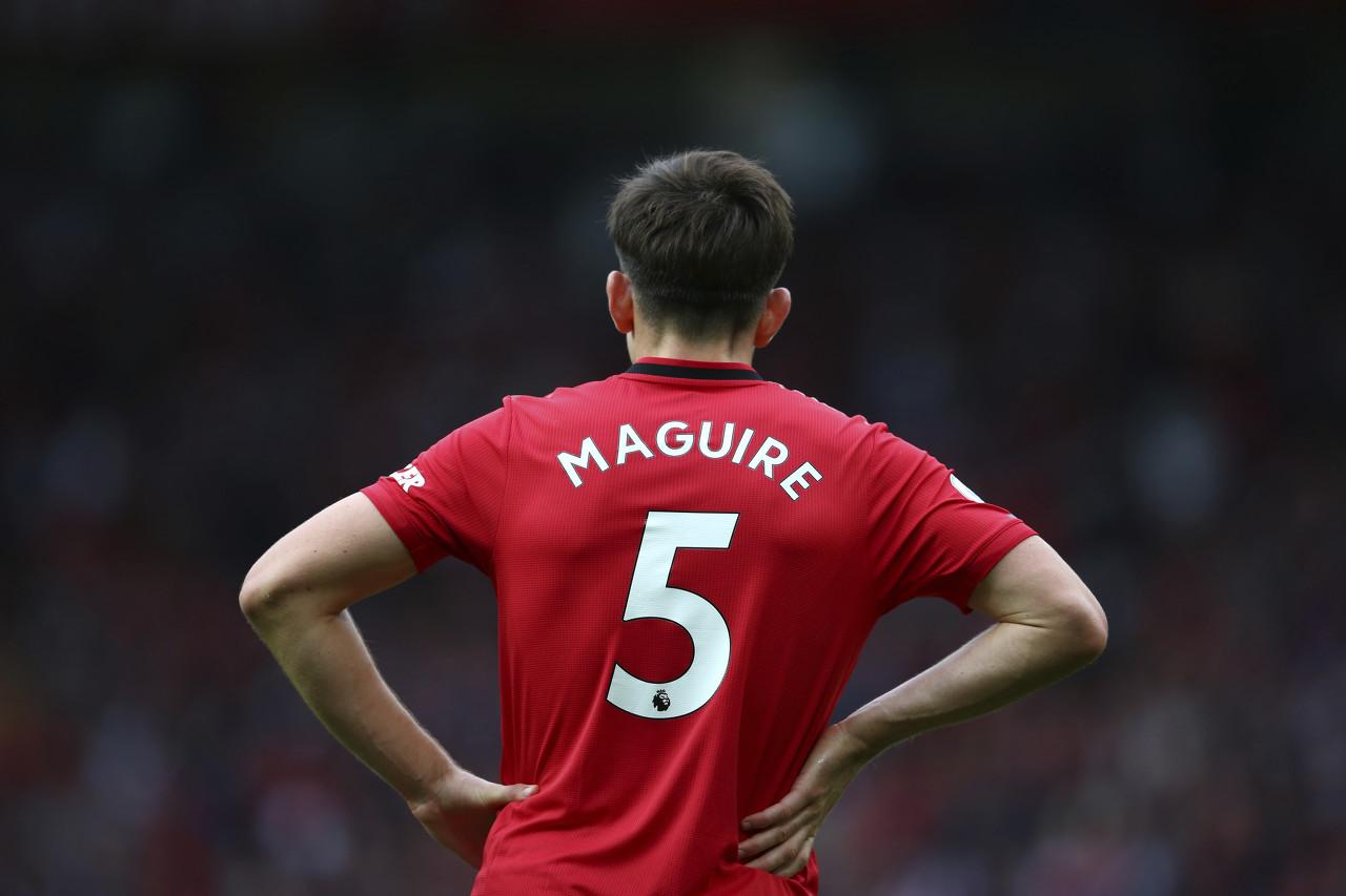 墨菲:马奎尔能提升曼联防卫,但无法起到范迪克那样的巨大作用