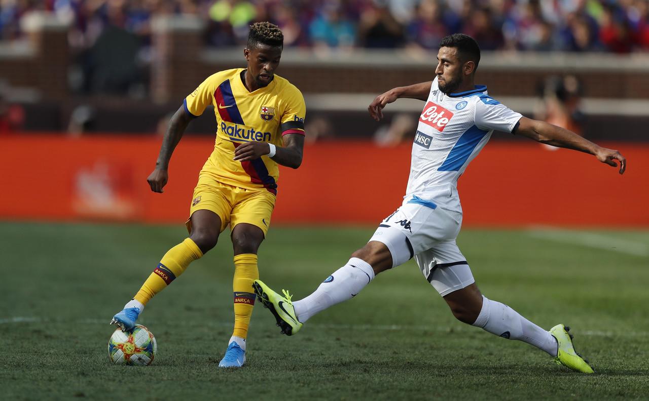 塞梅多是巴萨阵中可认为俱乐部换回一笔可观转会费的球员之一 