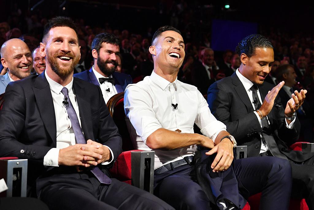双骄的独爱,被梅西和C罗进球最多的球队均为塞维利亚