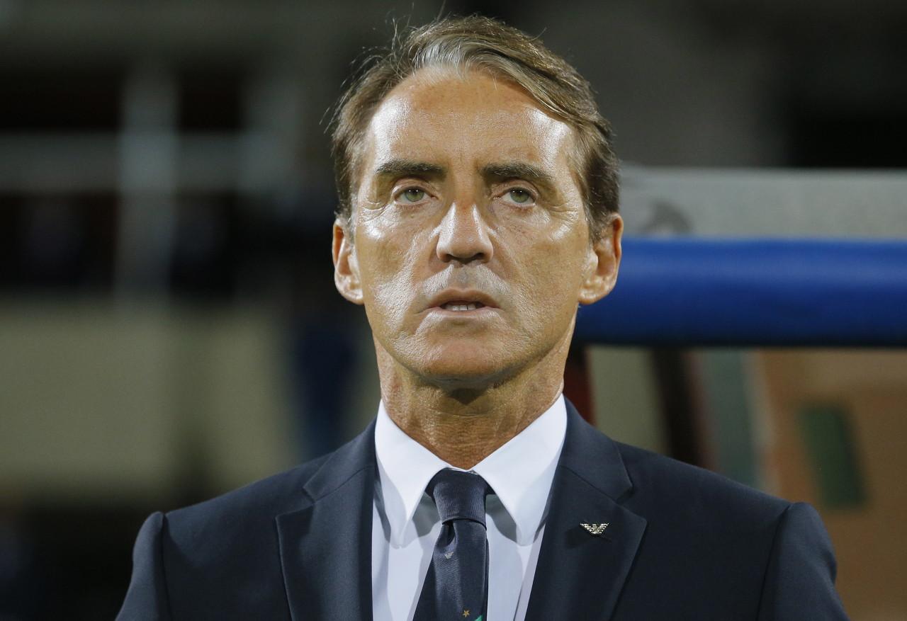 曼奇尼:重用年青人让意大利再次强壮 惋惜本年踢不了欧洲杯