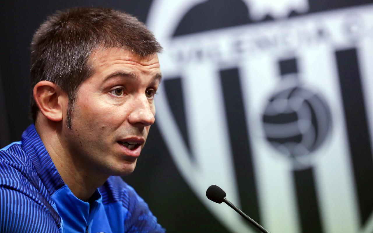 官方:瓦伦西亚主帅塞拉德斯下课,沃罗将带队踢完本赛季
