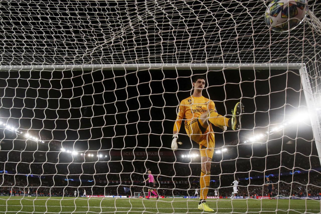 皇马曩昔3场联赛被判罚5个点球,与之前52场被判点球数相同