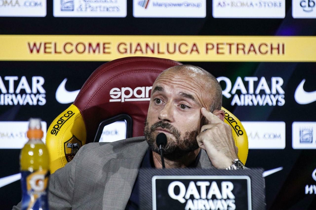 记者:一旦帕洛塔脱离,佩特拉齐就将从头回到罗马任职