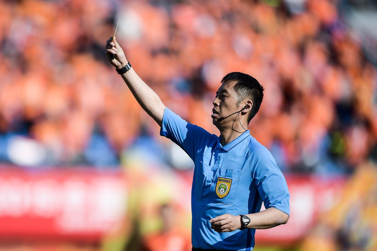 博主:王迪、金京元晋升为2021年国际级裁判员