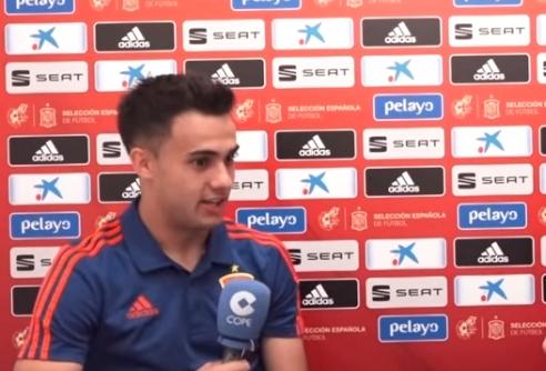 雷吉隆:赛季结束前不肯谈转会,想帮塞维利亚夺得第六座欧联杯