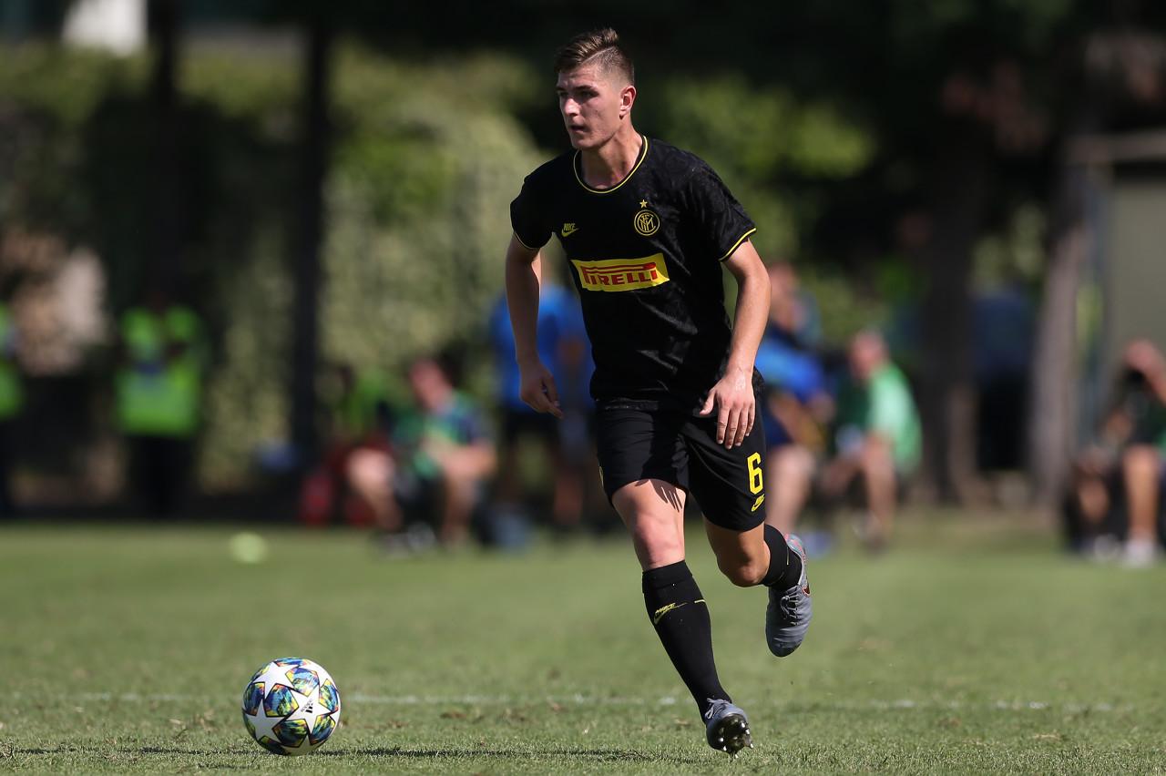 意媒:蒙扎靠近租借国米18岁后卫皮罗拉,球员拒绝佩斯卡拉