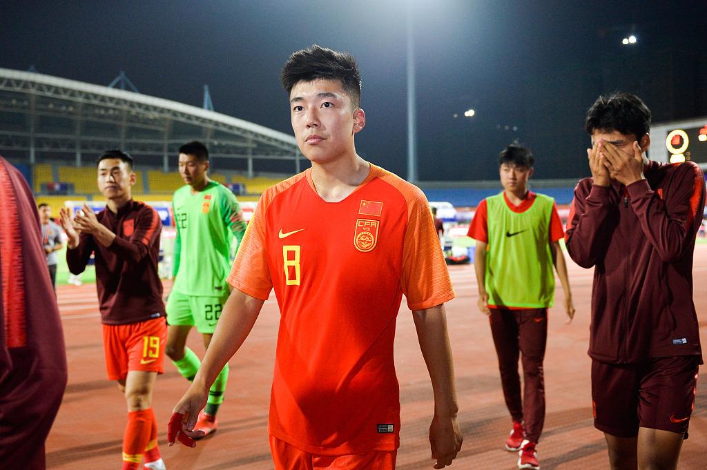 何朕宇是国安新帅比利奇钦点加盟的,新赛季他将成为球队U23球员的重要挑选  