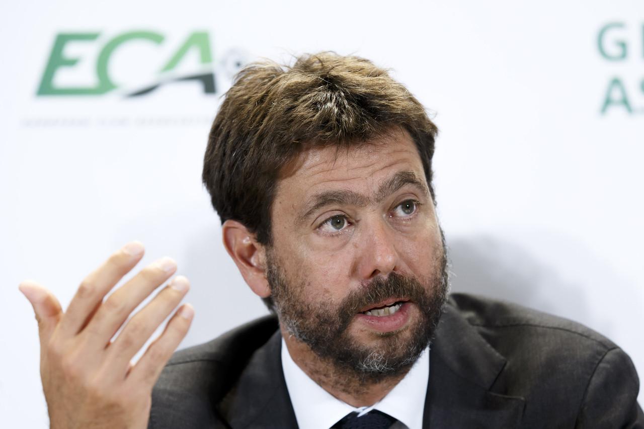 阿涅利:欧冠被挑选让人很失望,将对球队一切人员进行评价