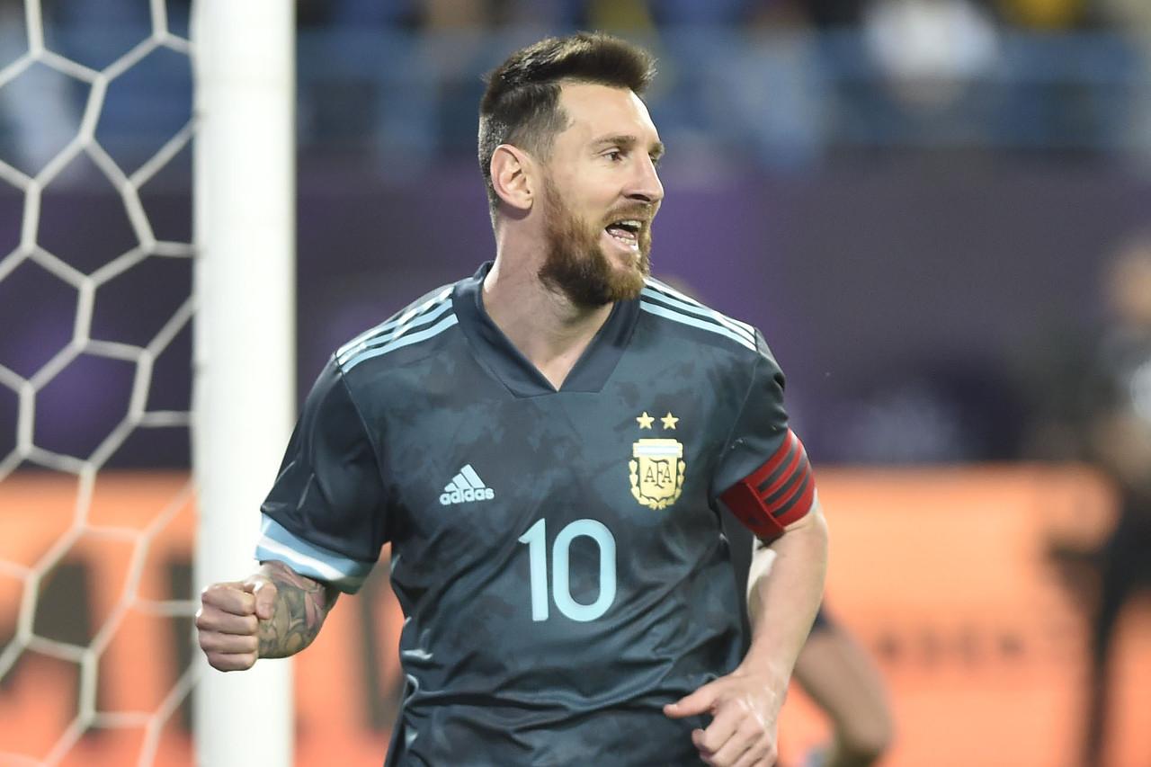 前阿根廷队长:梅西越来越有领袖气质,而且越来越老练了