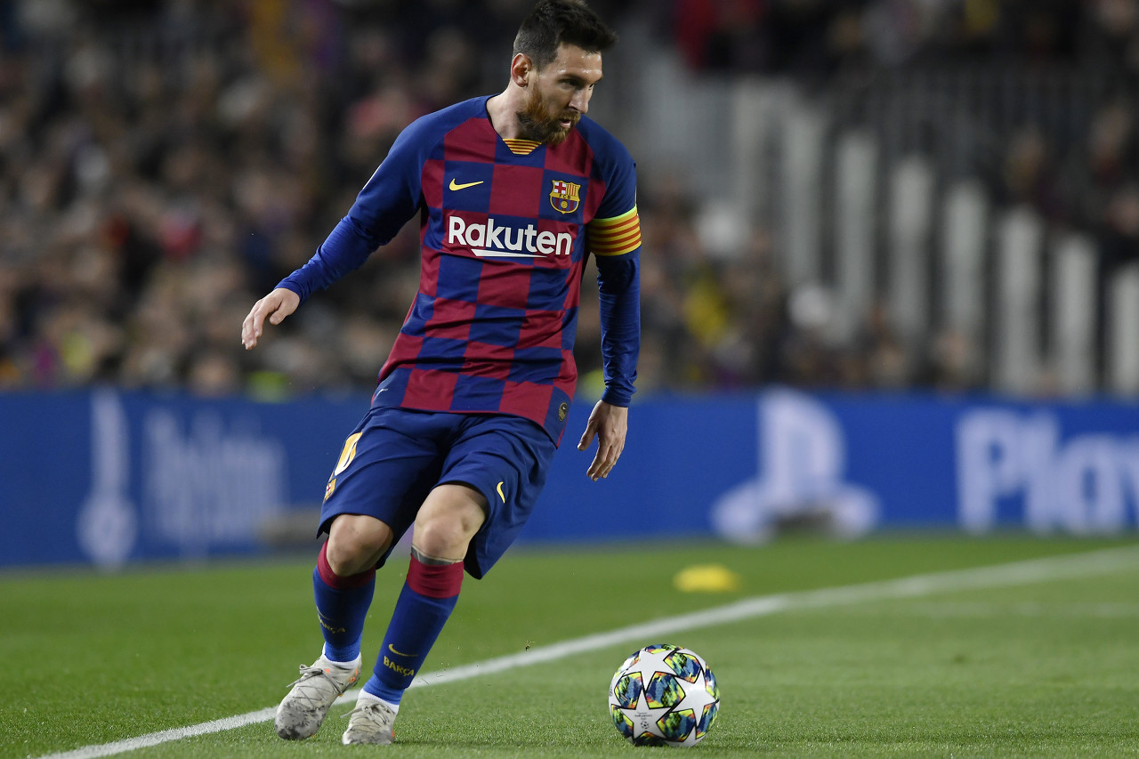 每体:梅西仍需时刻评估未来,巴萨信任他会留队