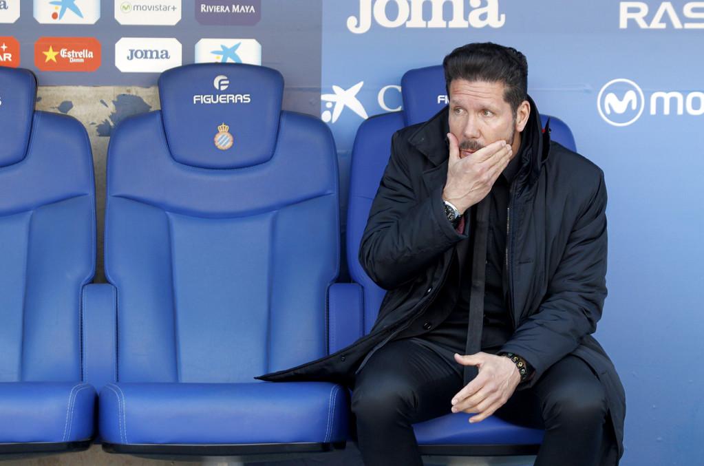 马竞26轮联赛不败队史纪录遭终结,上一次西甲输球相同负于皇马