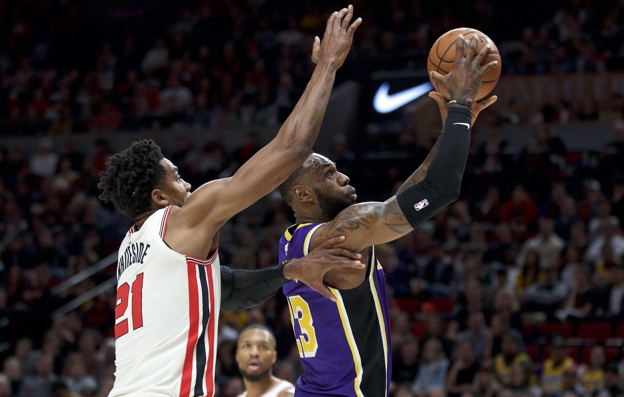 NBA本赛季6大项主要数据单场之最:61分25板19助