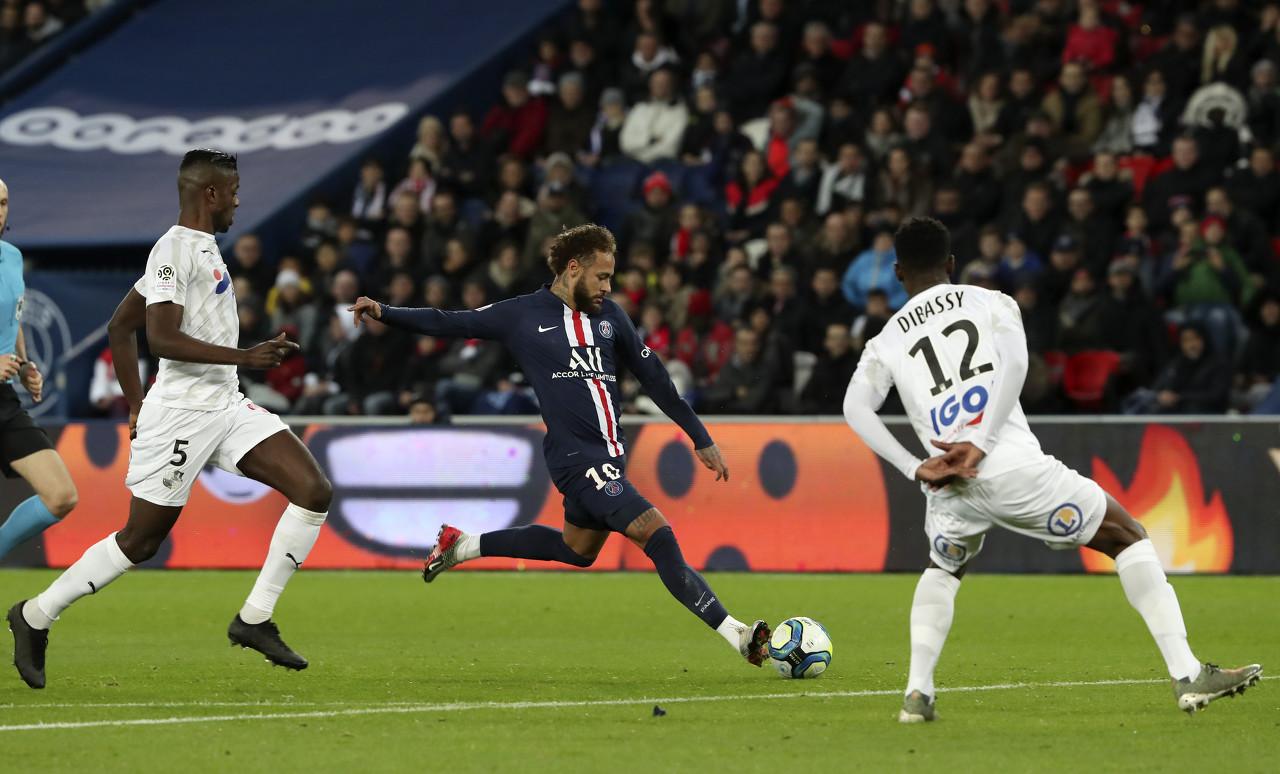 每体:<a href=http://mini.miaodongqiu.com/e/tags/?tagname=内马尔 target=_blank class=infotextkey>内马尔</a>现已抉择脱离巴黎,他希望重返巴萨踢球