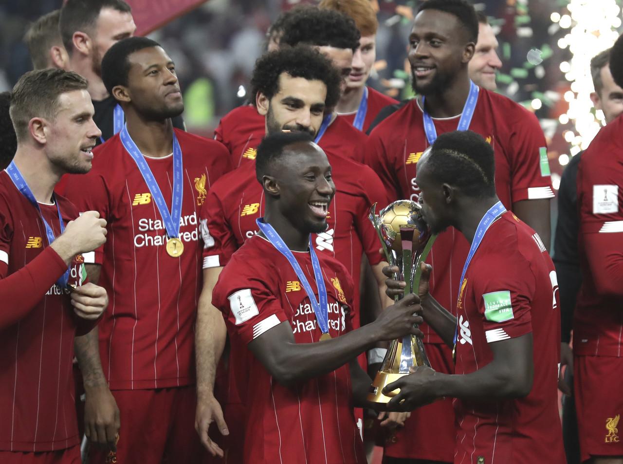 汹涌:中国世俱杯最早或许要比及2023年才干举行