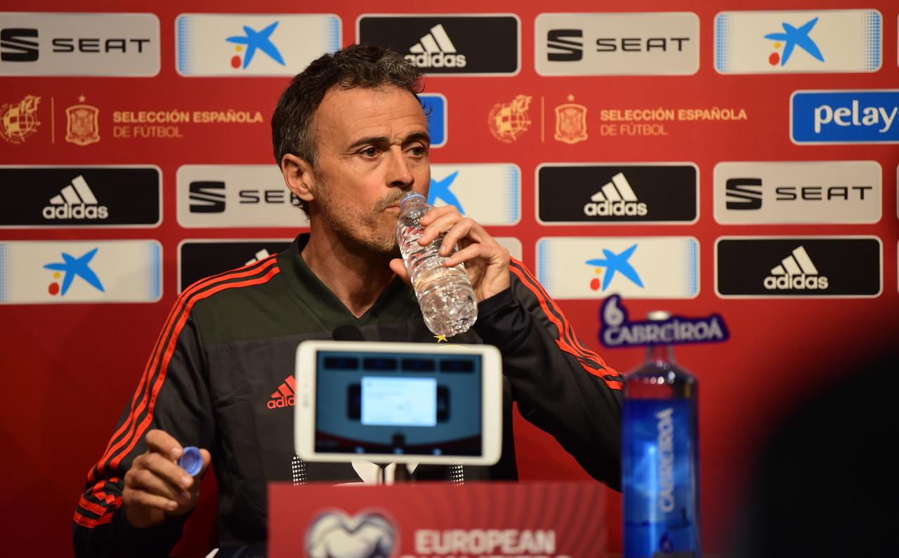 调查球员表现,西班牙主帅恩里克将现场观战西超杯三场竞赛