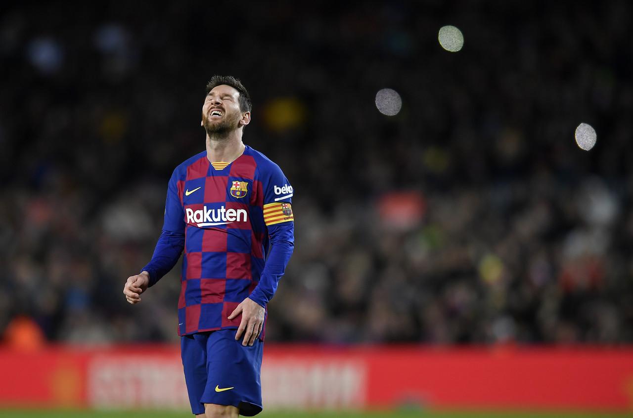 米体:张康阳已和巴托梅乌谈过梅西转会,但国米只能免签引进他
