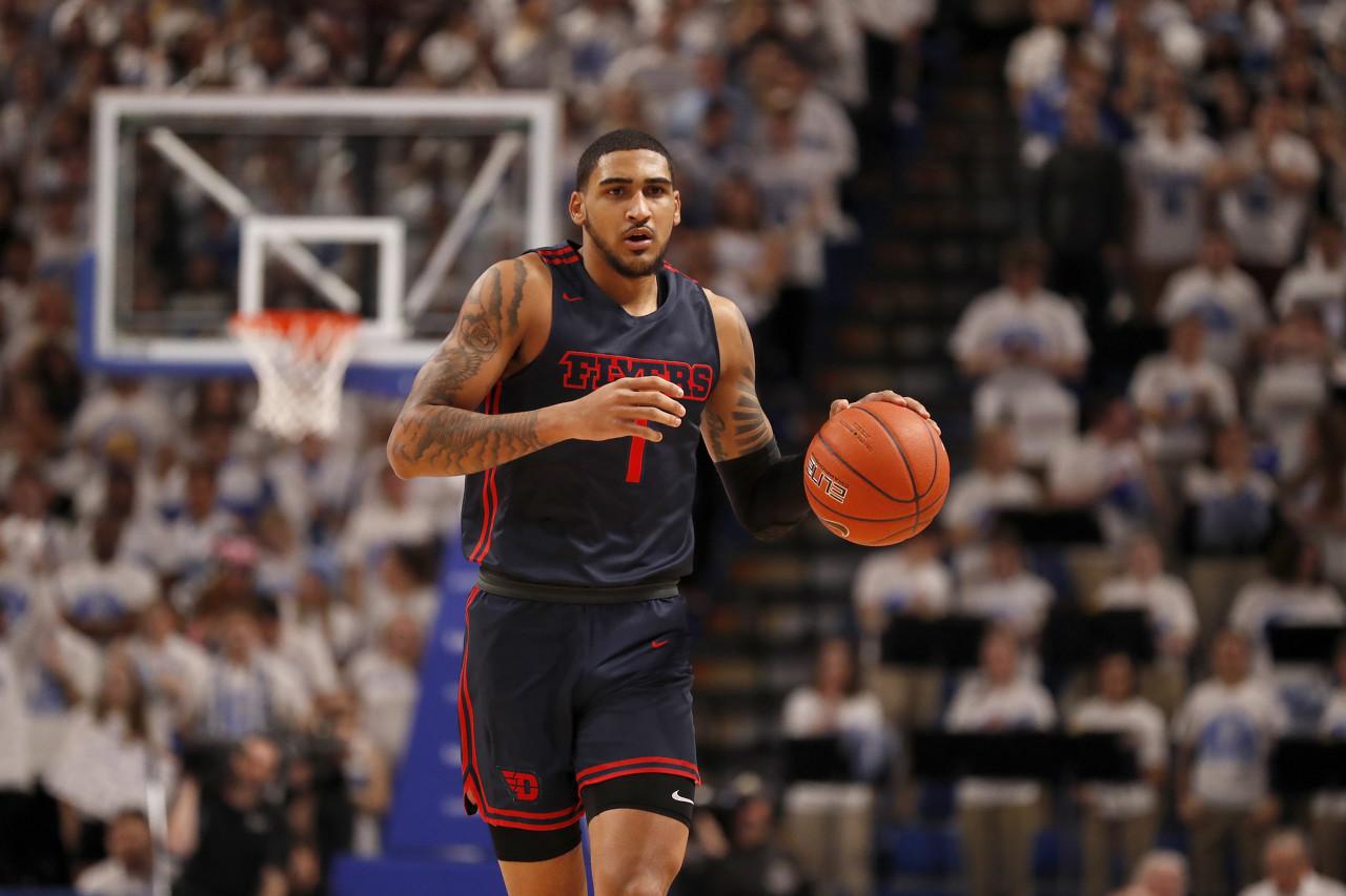 美联社NCAA年度最佳球员!戴顿大学前锋托平将参加NBA选秀