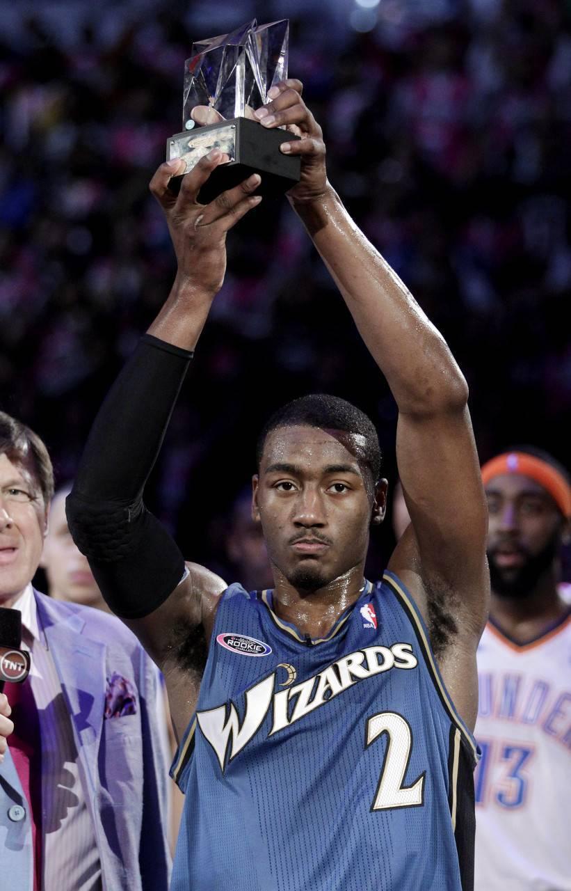 今日图集:过去十年的新秀赛MVP