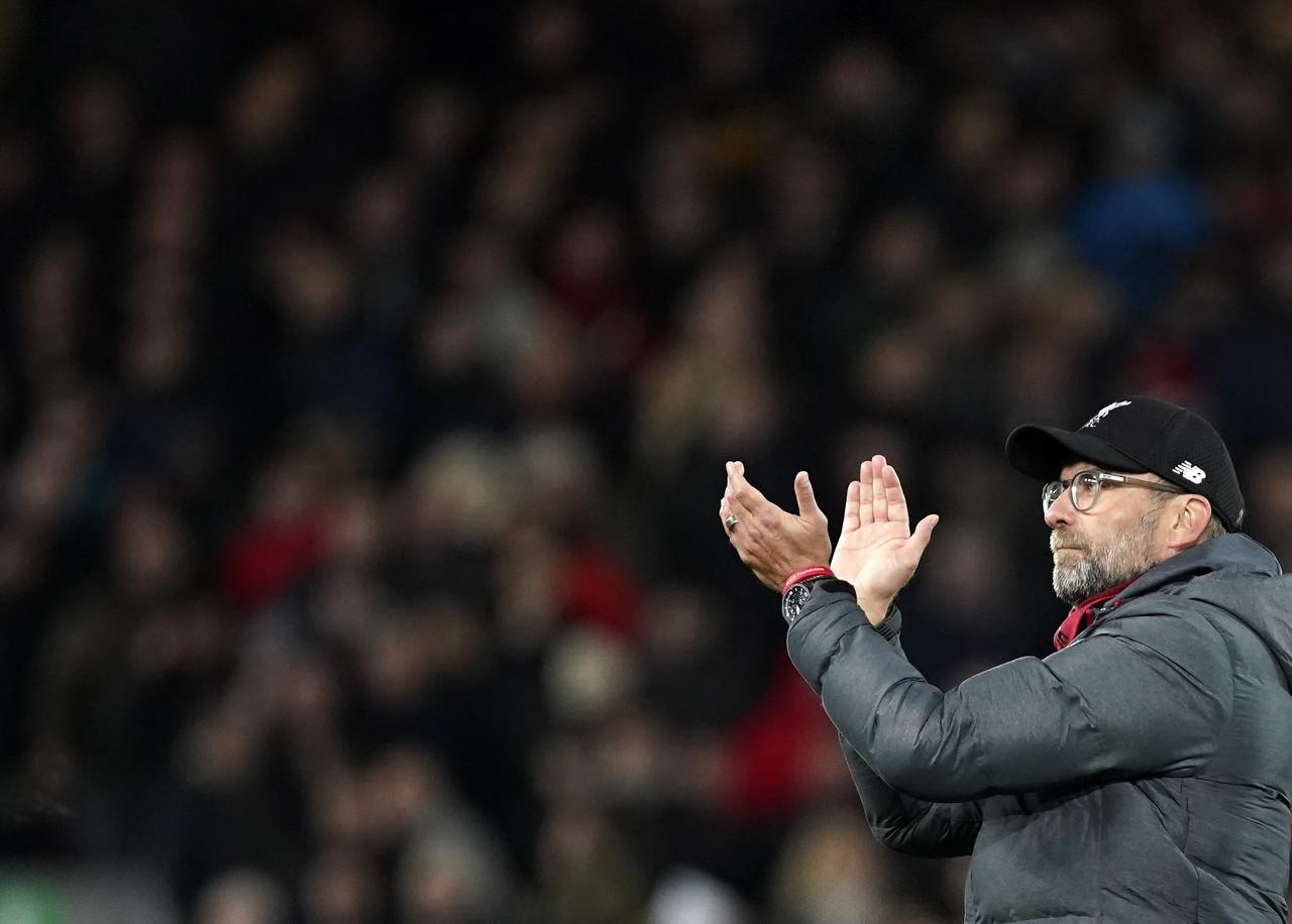 利物浦接连三个联赛主场逆转制胜,英超史上第二队 
