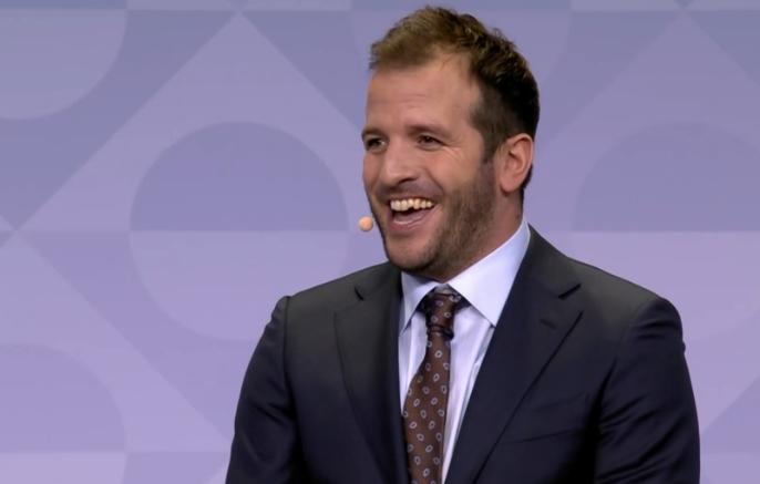 范德法特:真心希望凯恩留在热刺 看到罗本复出踢球很欢喜