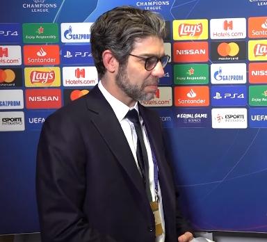 里昂体育总监:拜仁给咱们上了一课,以如此方式战胜巴萨令人震惊