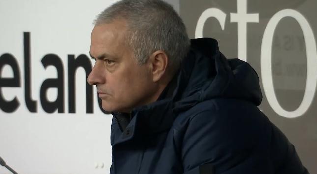 穆帅:我喜爱两回合的欧冠淘汰赛,享用客场作战的巨大压力