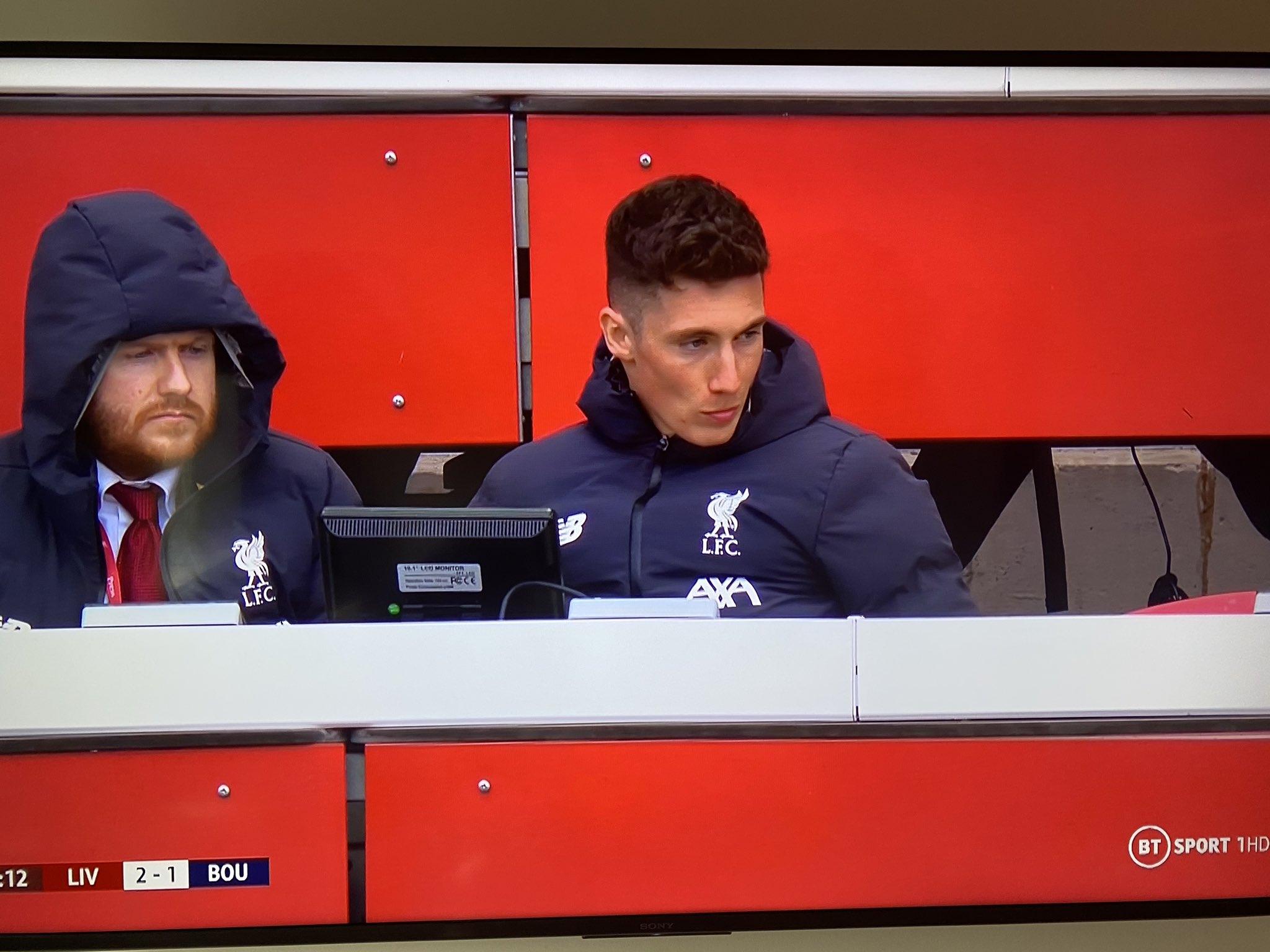 回声报:利物浦今夏只会出售威尔逊&格鲁伊奇,不再安排两人外租