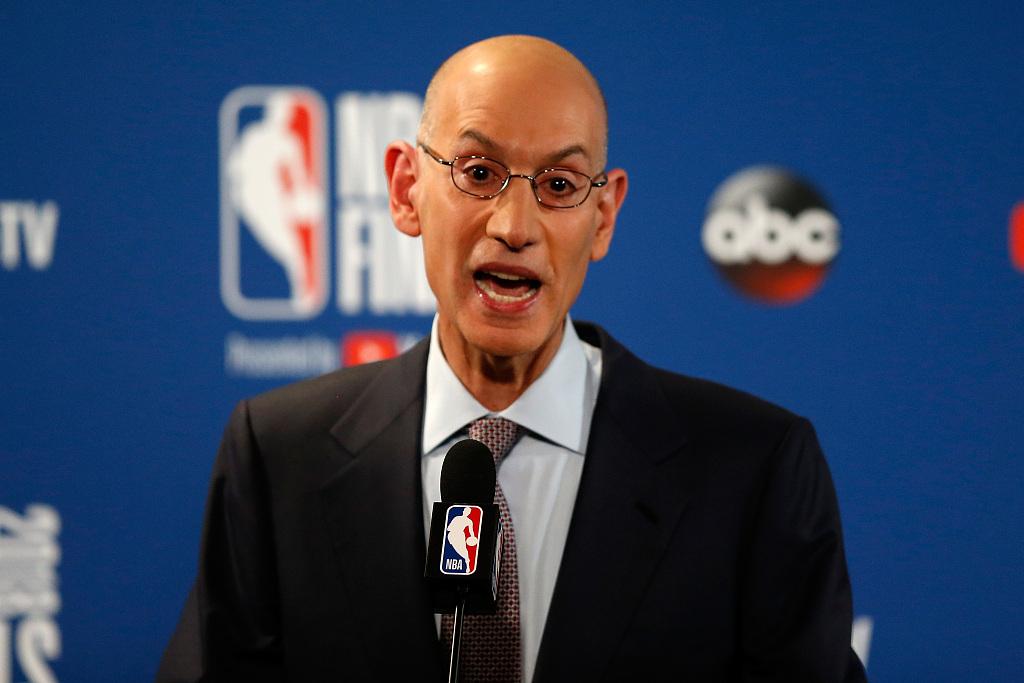 【篮球晚报】CBA有望4月15日重启 NBA若恢复可能空场比赛