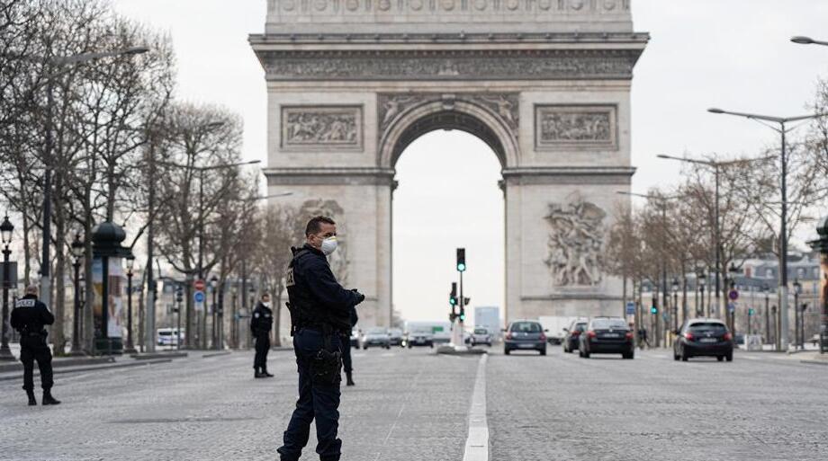 法国新增新冠肺炎死亡病例186例 总计达到860例