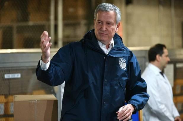 纽约市长:将有一半纽约人感染新冠病毒 甚至可能更高