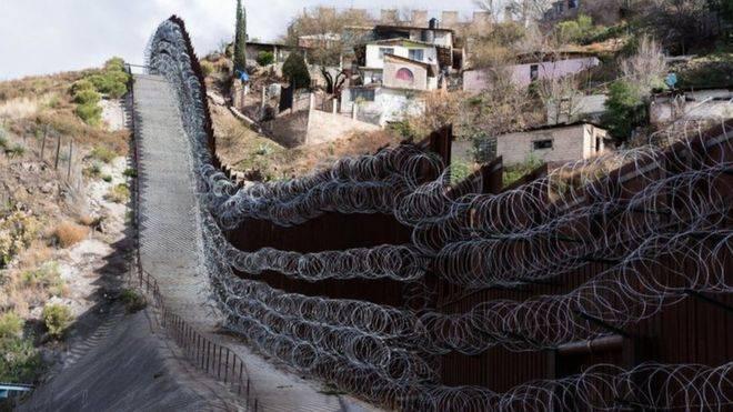 BBC: 墨西哥人要求政府打击跨越边境的美国人