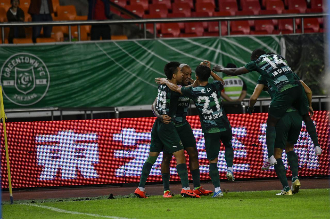 上赛季升降级附加赛中失利的浙江绿城现在对递补毫无准备 
