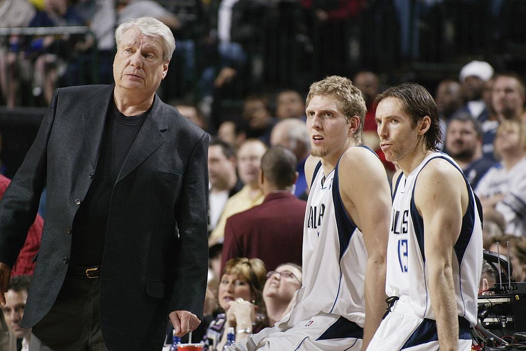 德克:确实拒绝了纳什的助教邀约 相信他能在篮网做出成绩