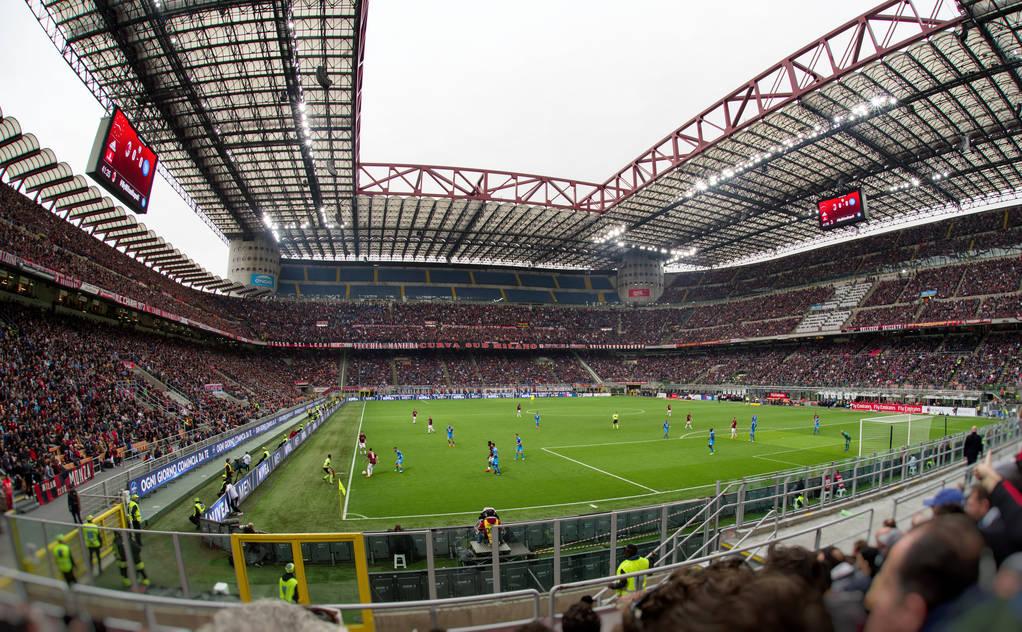 意媒:若意大利晋级欧国联四强,淘汰赛场所将由都灵和米兰承办