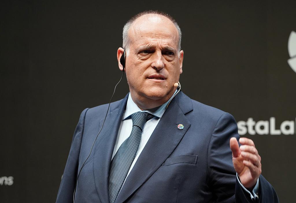 拉科主席:特巴斯滥用权力,他不应再担任西甲联盟主席
