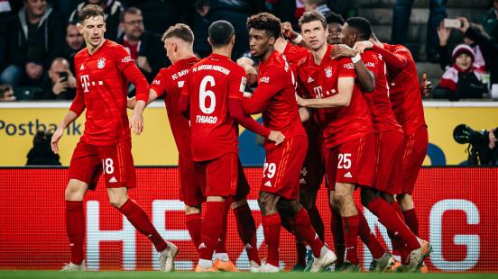 拜仁高层:若能拿出之前欧冠中的表现,那球队就无需为晋级忧虑