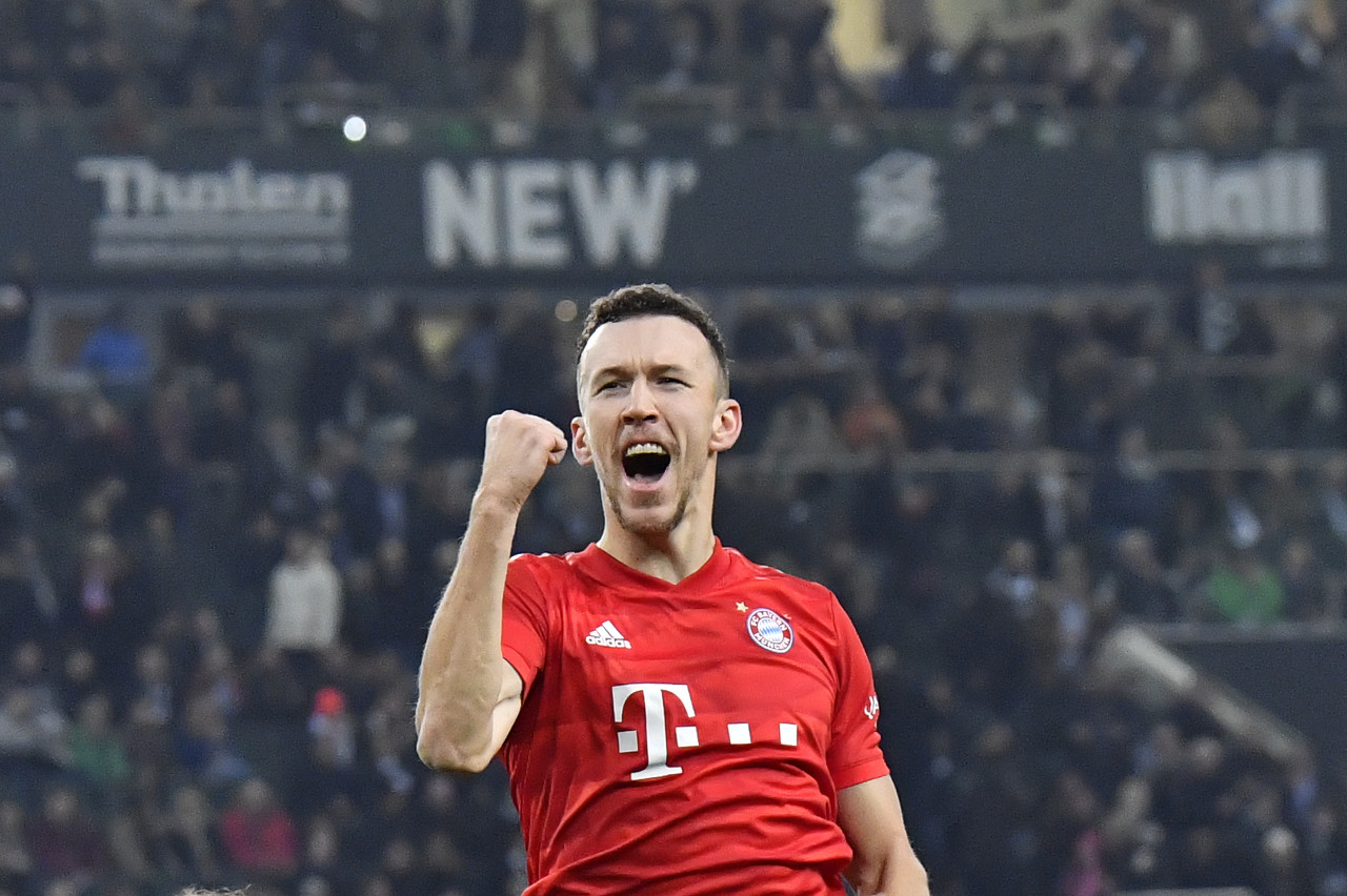 迪马济奥:欧冠结束后,拜仁会与国米谈买断佩里西奇事宜