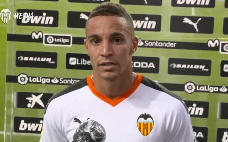 罗德里戈:帕雷霍是我心中的好队长 效能瓦伦西亚6年并不轻松