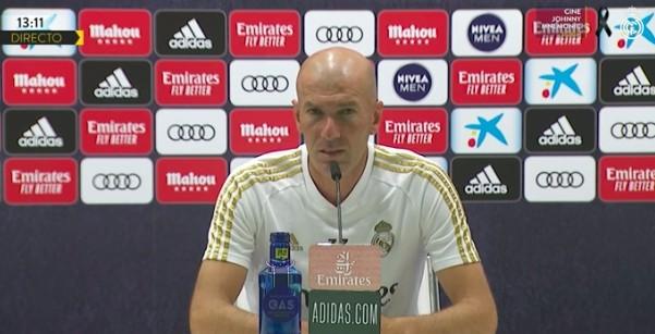 齐达内:咱们两回合都输了出局没话说 满足球员们本赛季的表现