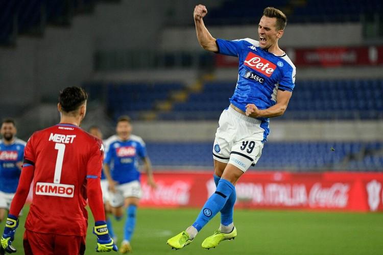 新闻报:罗马与那不勒斯就米利克转会达协议,但球员未被压服