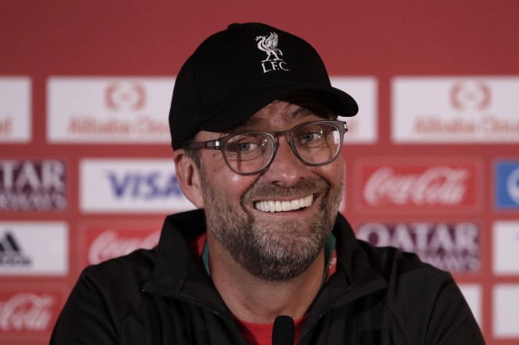 克洛普:会永久铭记对曼城的进球,在利物浦执教是莫大的侥幸
