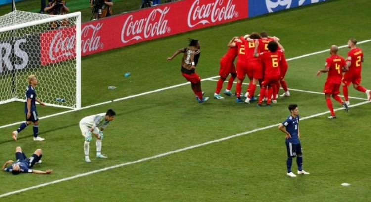 历史上的今天:一步之遥,日本遭比利时绝杀无缘世界杯八强-直播吧zhibo8.cc