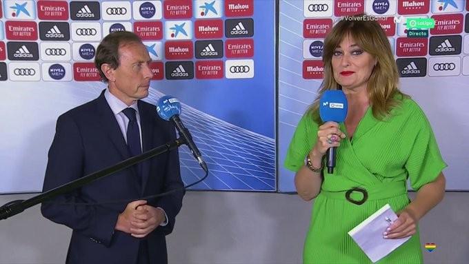 皇马高层:伊斯科技术出众对球队很重要 我们完全信任现有阵容