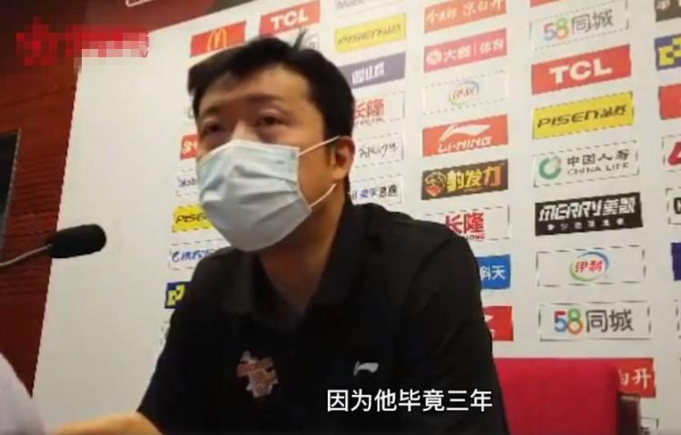 王治郅:邹雨宸对八一以及中国篮球来说都是一个很重要的队员-直播吧zhibo8.cc