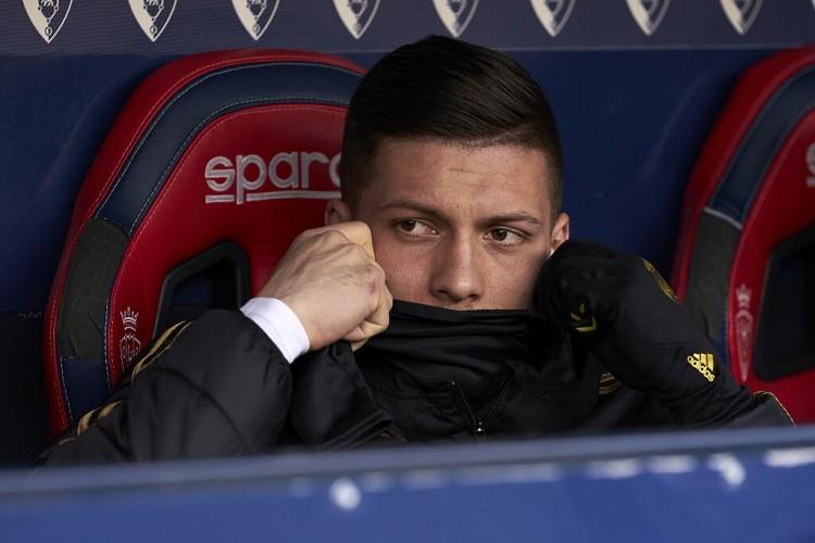 米体:AC米兰想租赁约维奇、迪亚斯和O-罗德里格斯三名皇马球员