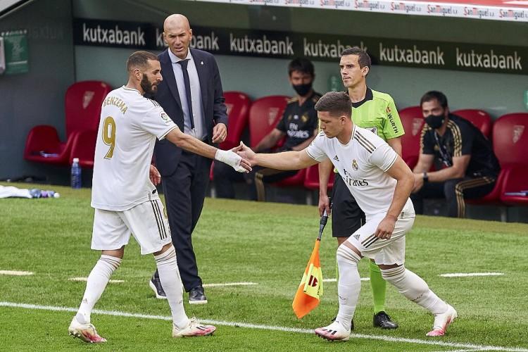   4场进6球,皇马是现在欧洲五大联赛进球最少的领头羊