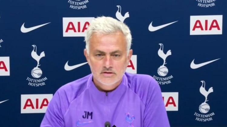 穆帅:球员们展示了很棒的心情,期望他们别在国家队受伤