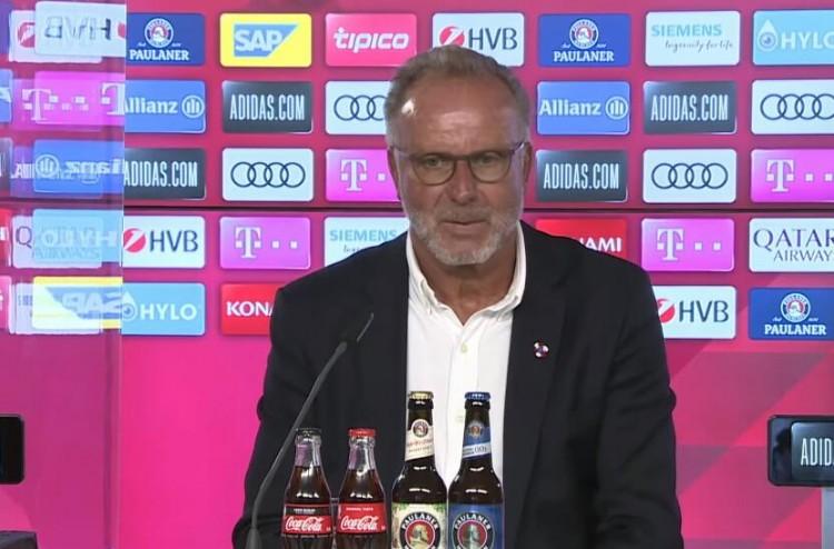 鲁梅尼格:因凡蒂诺告诉我,本年会公布世界足球先生